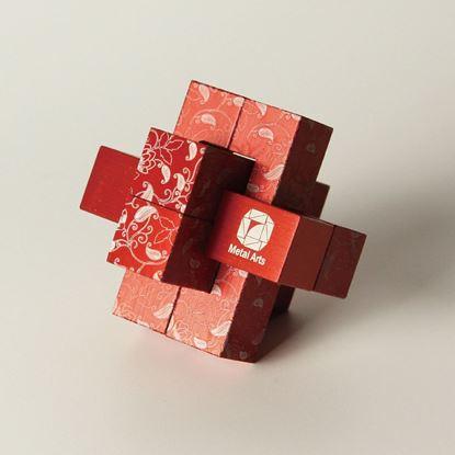 圖片 六子聯方-主題限定款古典花Levi-Classical Flower