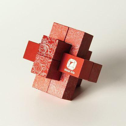 圖片 六子聯方-主題限定款牡丹花Levi-Peony Flower