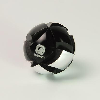 圖片 星系-經典款太空黑/銀Haldis-Silver&Black