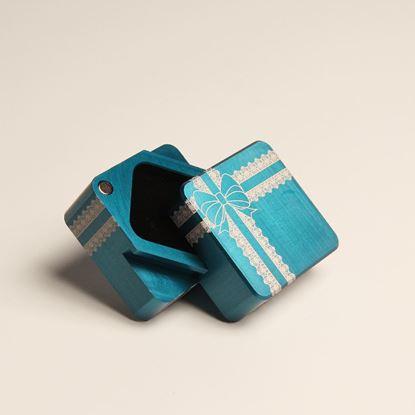 圖片 你是唯一項鍊盒 | 青春藍