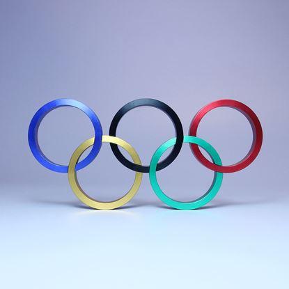 圖片 奧運五連環鎖